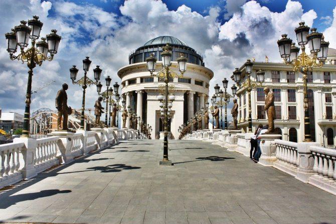 Обвинение против скопјанец во чиј дом биле пронајдени дрога и оружје