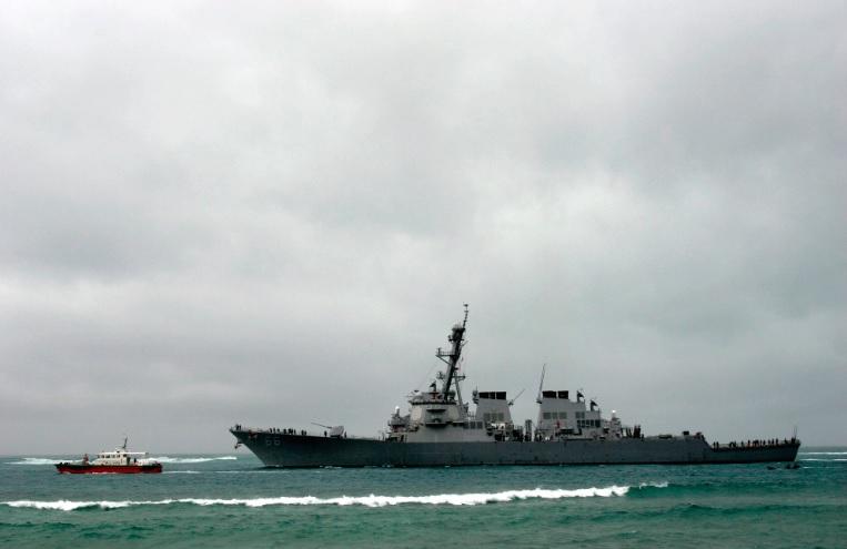АМЕРИКАНСКИ ПРИТИСОК ВРЗ ИРАН: Два разурнувачи впловија во Персискиот Залив