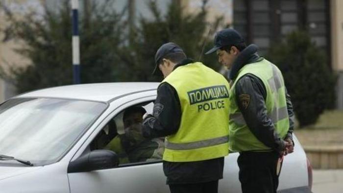 Во Скопје откриени рекордни 22 пијани возачи