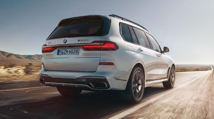 Пристигнуваат нови BMW X5 и X7 со високи перформанси (ГАЛЕРИЈА)