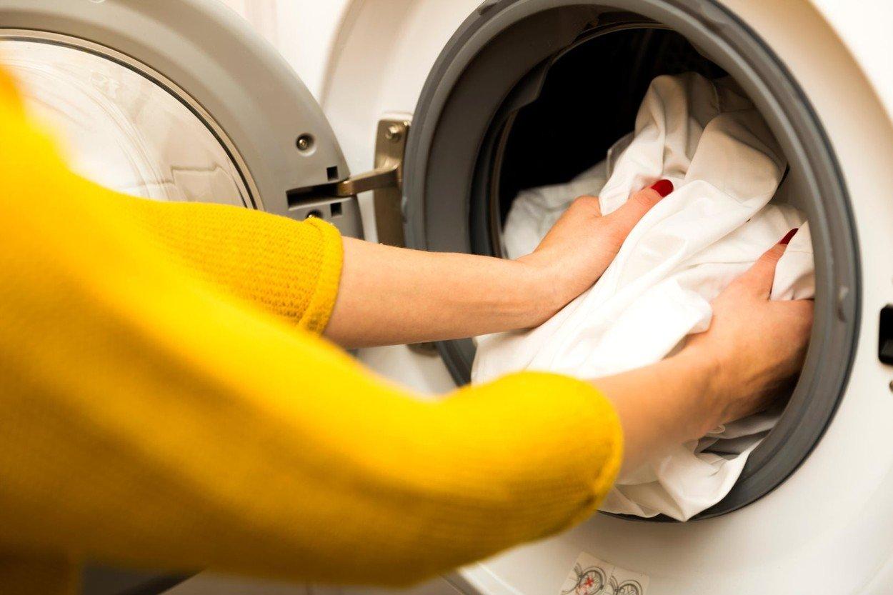 природен микс за перење