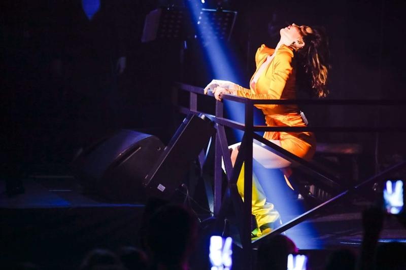 """Секси СЕВЕРИНА ја """"запали"""" публиката на промоцијата на новиот албум (ФОТО)"""