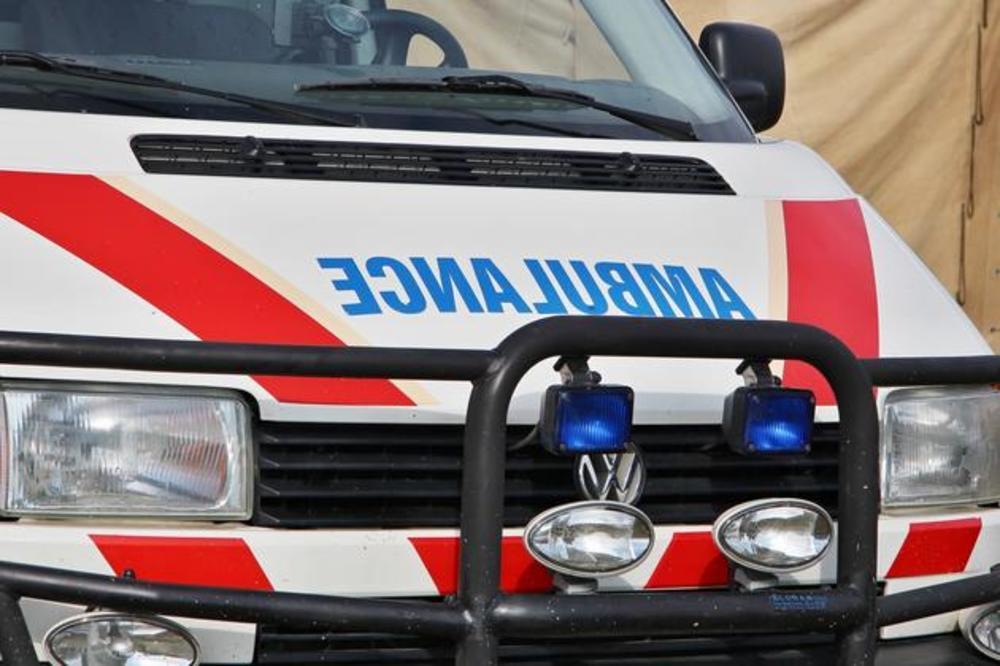 Маж исчезнал во текот на невремето во Белград