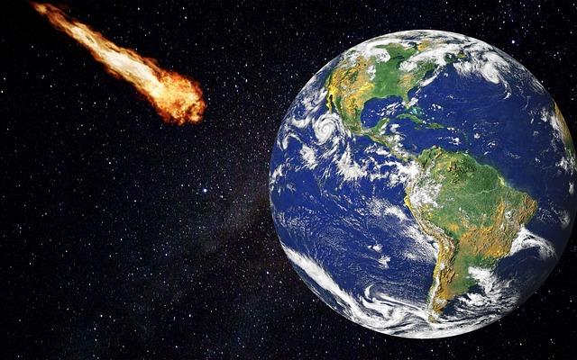 Се приближува Астероид! Има шанси да се судри со Земјата на 9 септември