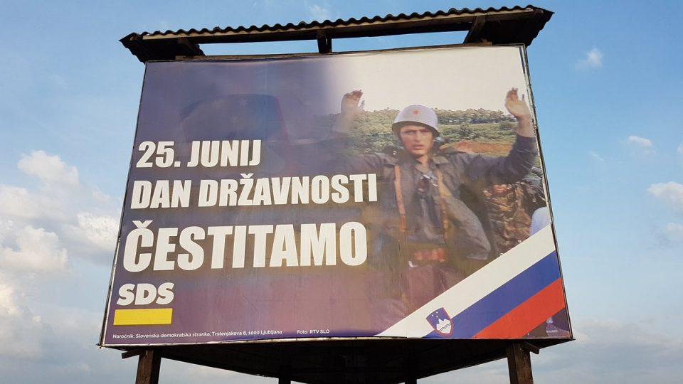 ОВОЈ БИЛБОРД во Словенија многу ги НАЛУТИ Србите