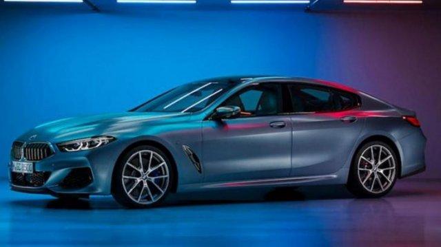 Вака ќе изгледа Series 8 Gran Coupe!