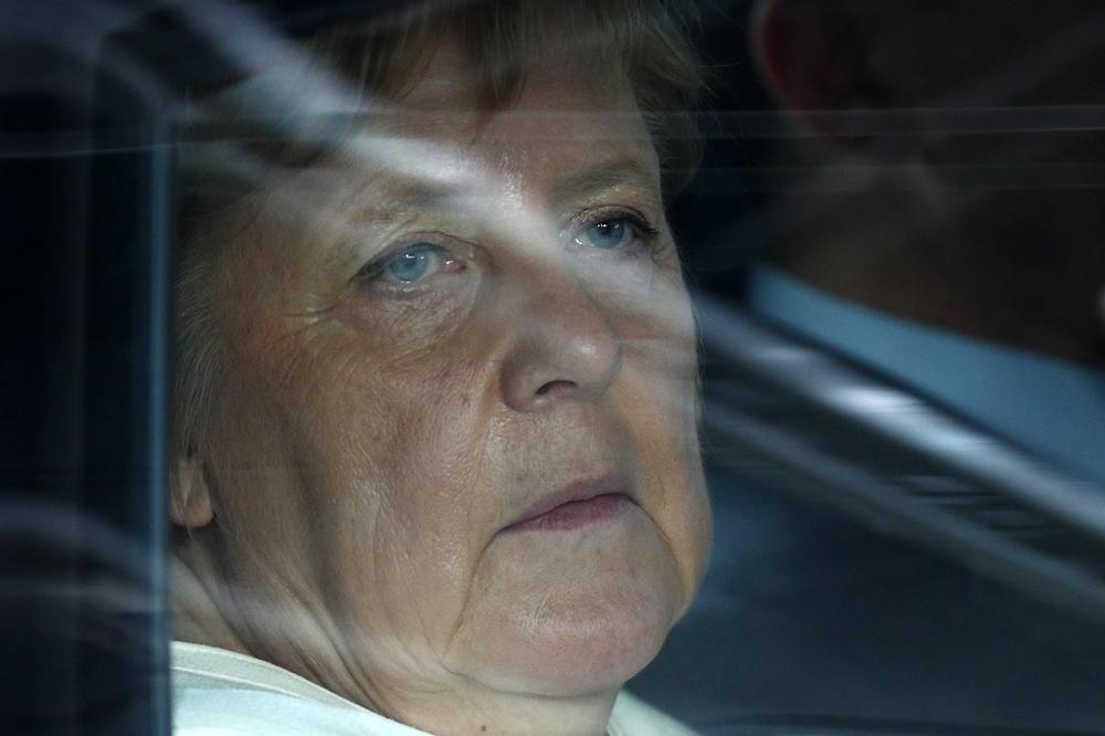 Меркел: Одговорно се однесувам кога е моето здравје во прашање