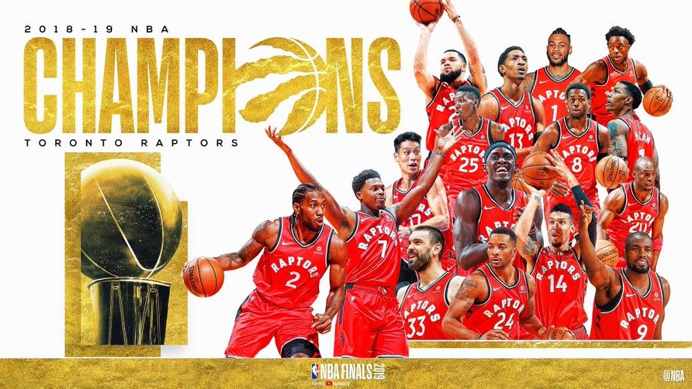 Торонто Репторс е новиот НБА шампион, Ленард МВП! (ВИДЕО)