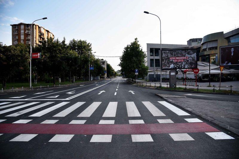 Реконструкцијата на улицата Љубљанска завршена 20 дена