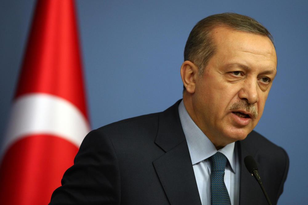 Ердоган во посета на Србија на крај на август