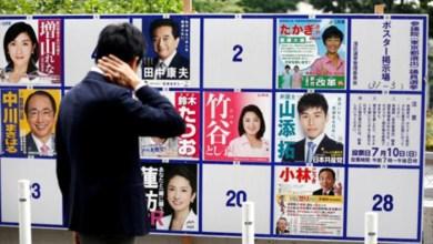 glasanje japonija