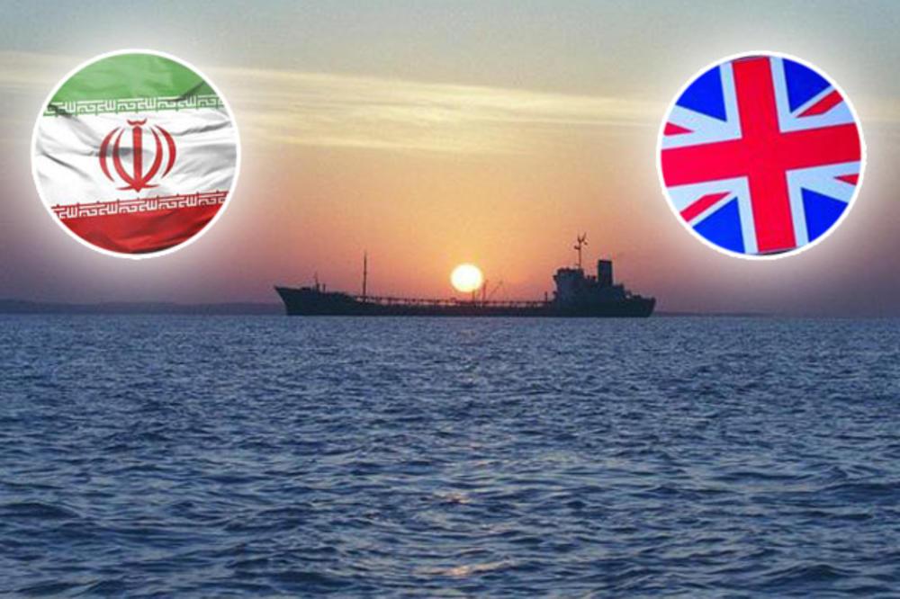 Иран ја предупреди Велика Британија на можноста од ескалација на тензиите во Заливот