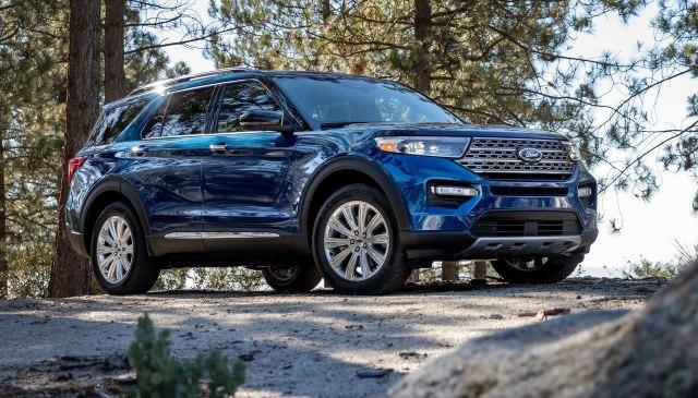 Ford Explorer се враќа во Европа