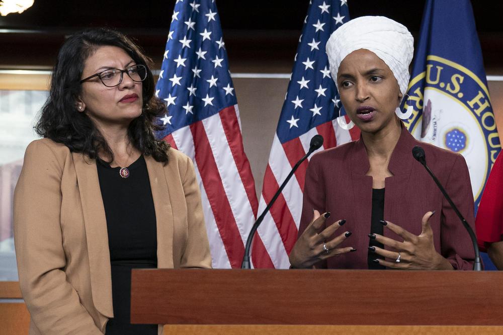 ИЗРАЕЛ ЈА ИСПОЛНИ ЖЕЛБАТА НА ТРАМП: Забрани посета на муслимански конгресменки
