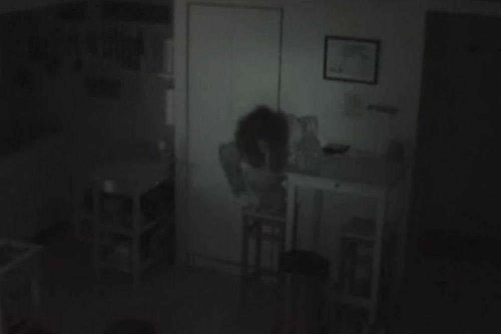 ОД СТАН МУ ИСЧЕЗНУВАЛЕ РАБОТИ: Поставил камери, а кога го видел видеото, веднаш повикал полиција (ВИДЕО)