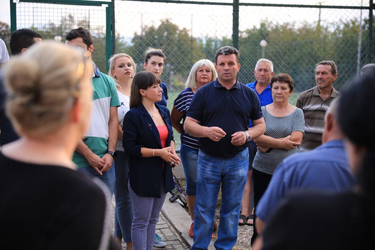 Царовска: Гази Баба наскоро ќе добие нова градинка