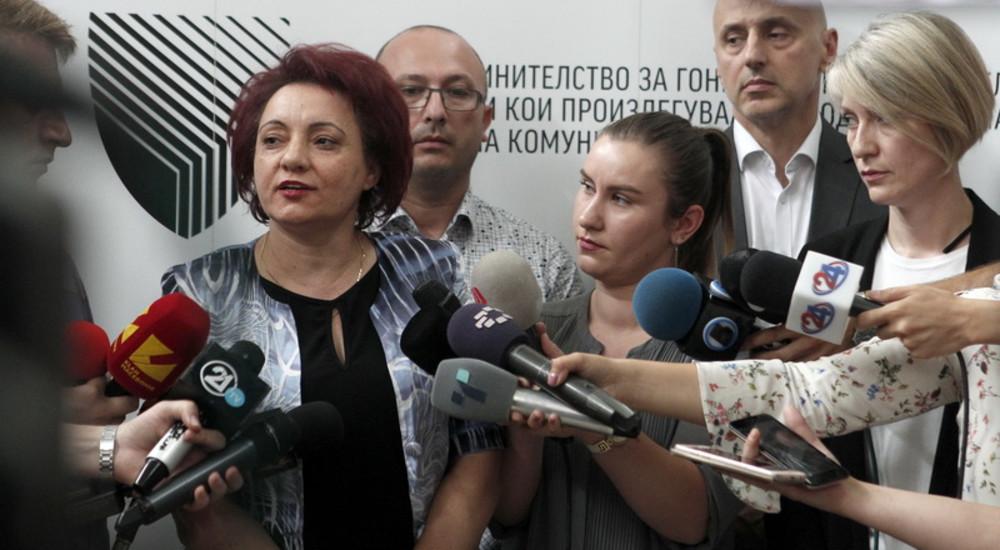Стефанова: Нема да конкурирам за местото на Јанева