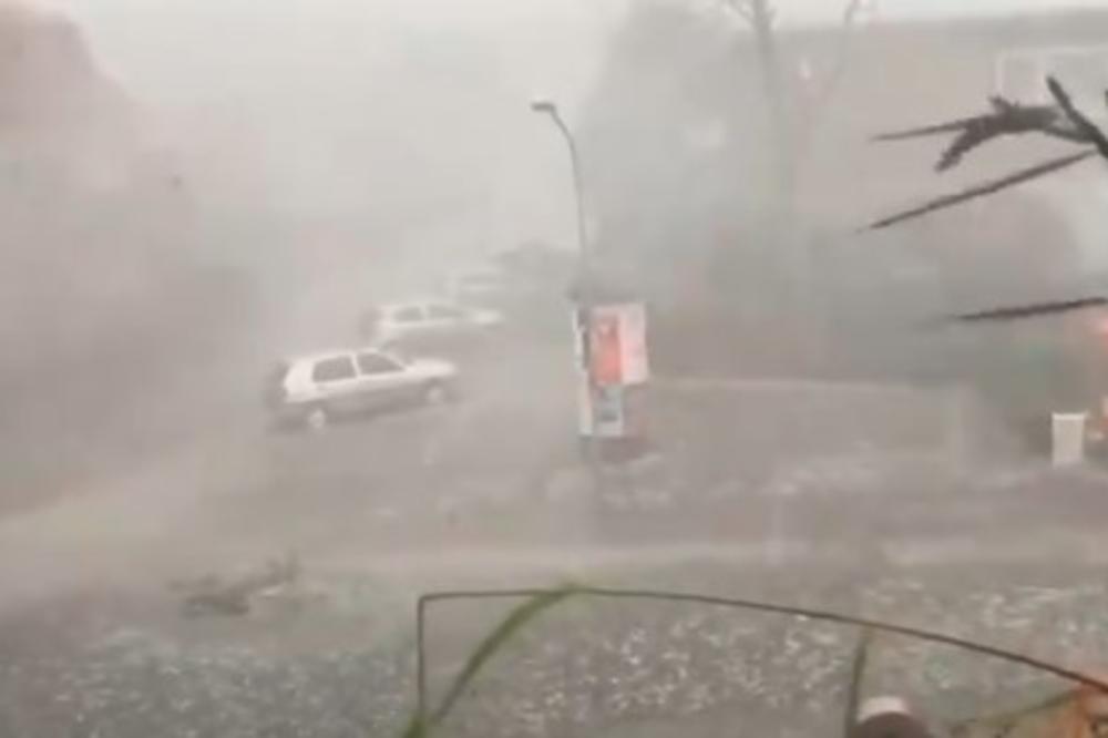 СИЛНА бура ја удри Германија – Ветрот КОРНЕШЕ дрва, бројни патишта и пруги ЗАТВОРЕНИ (ВИДЕО)