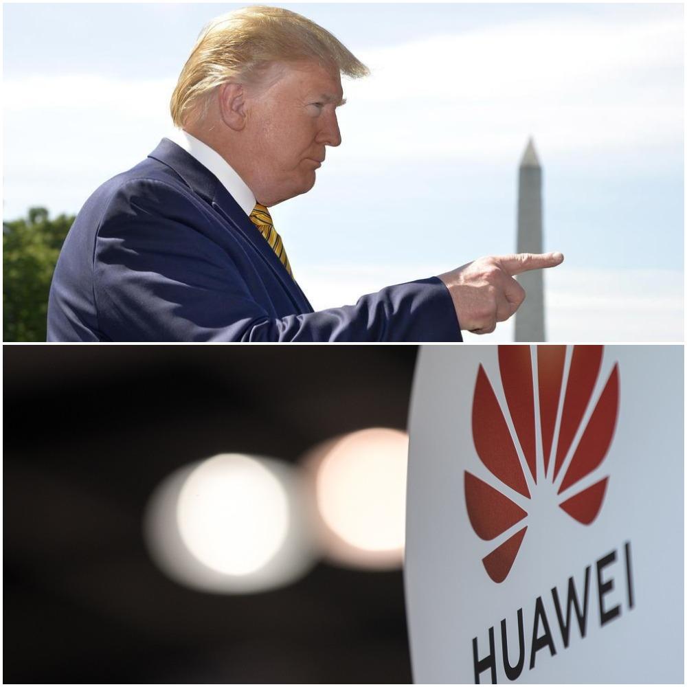 И доколку се укине забраната, Трамп е против соработката со Хуавеј