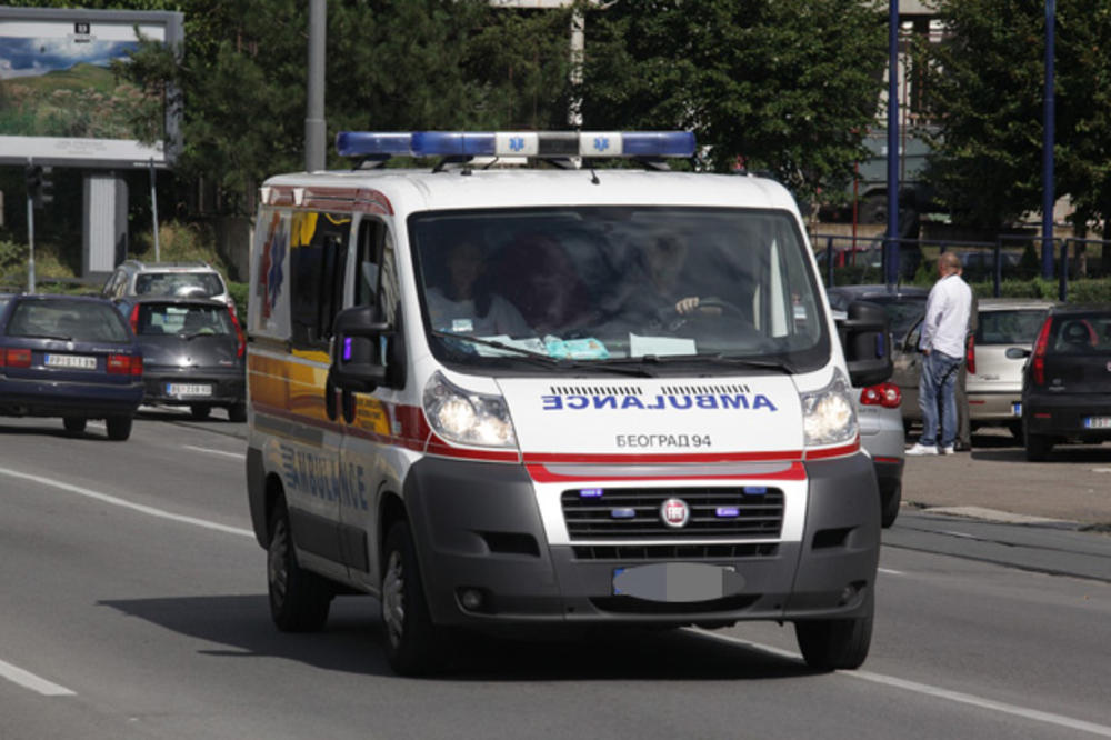 Автомобил повреди велосипедист во Струга