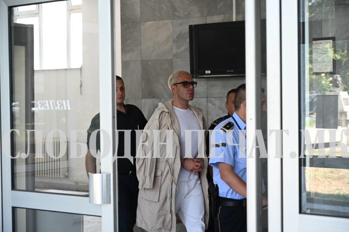 Апелација денеска не расправала за жалбата на Бојан Јовановски
