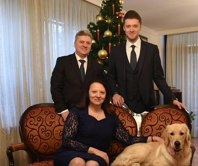 Нема веќе криење! Синот на поранешниот претседател Ѓорѓе Иванов, Иван во љубовна врска со спортистка