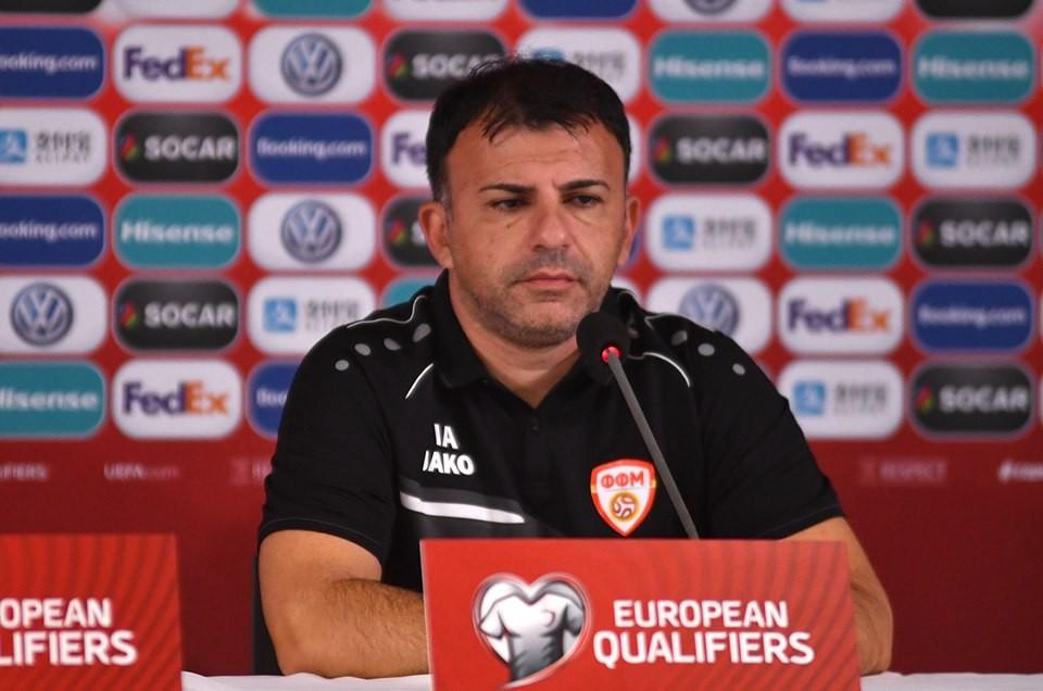 Ангеловски: Двата меча ќе бидат подготовка за плејофот против Косово