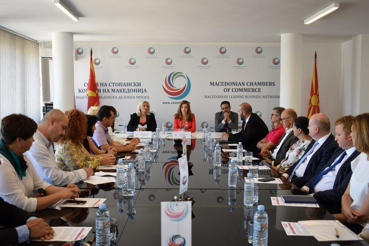 Основан Македонско – швајцарски бизнис клуб за соработка на компаниите од двете земји