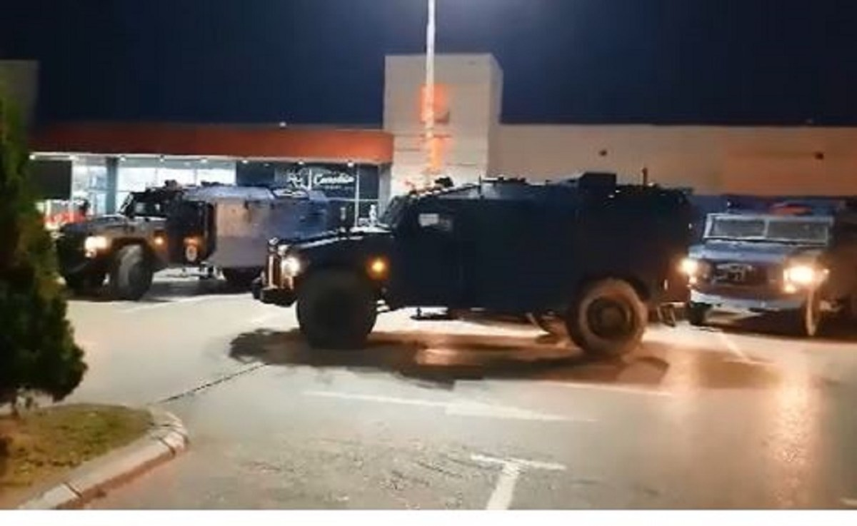 Полициска акција во Северно Косово, уапсени две лица осомничени за убиството на Оливер Ивановиќ