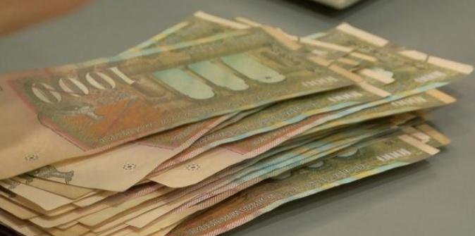 Декемвриската минимална плата ќе изнесува 14.500 денари