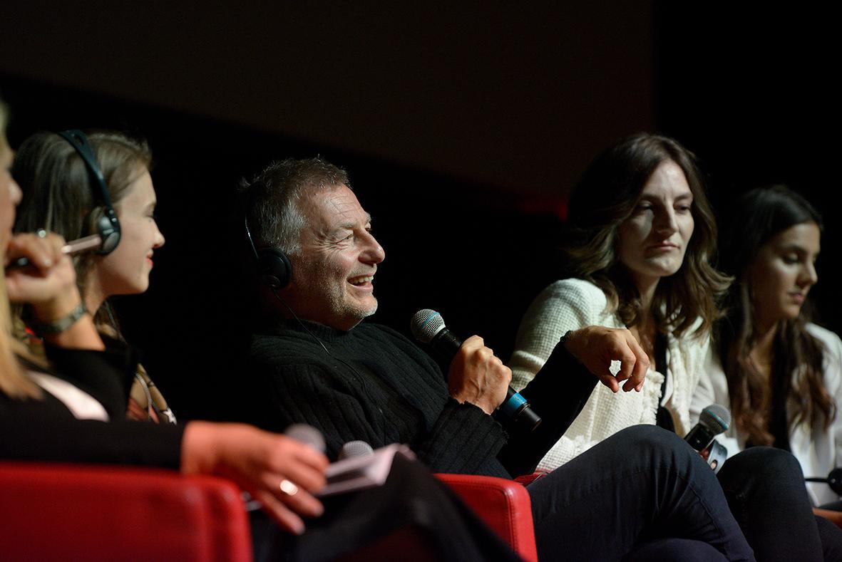 """Новинарска проекција и прес на филмот """"Врба"""" пред повеќе од 80 медиуми од светот"""