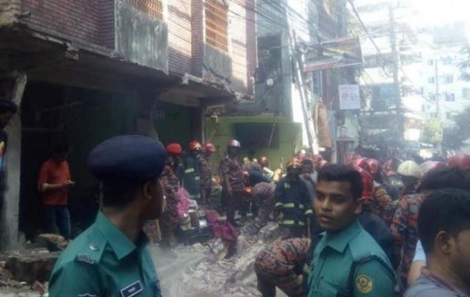 Експлозија на гасоводот во Бангладеш, најмалку седум мртви