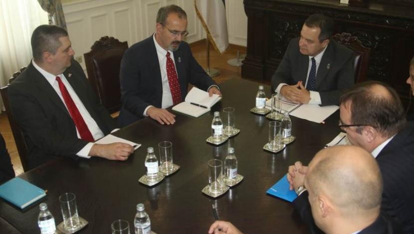 Дачиќ: Разговорот со Зарзецки беше добар, нема да има санкции