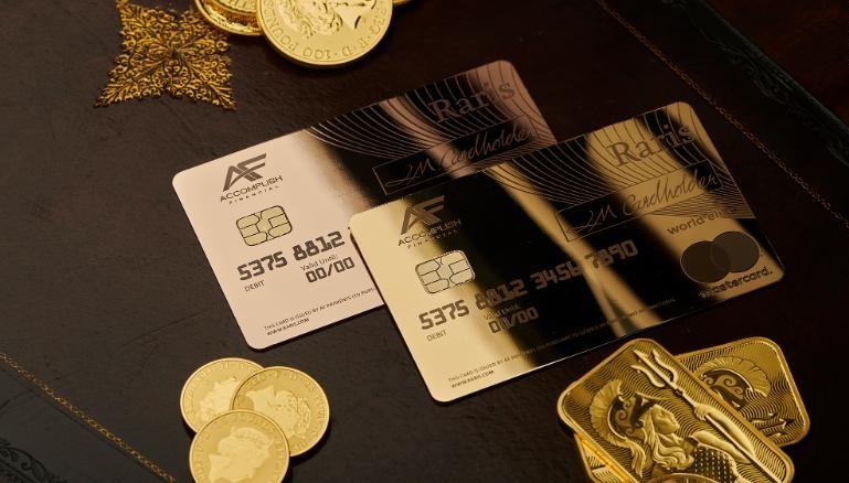 Ова е НАЈСКАПАТА кредитна картичка во светот