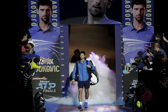 Ѓоковиќ свесен дека публиката во Лондон ќе навива за Федерер
