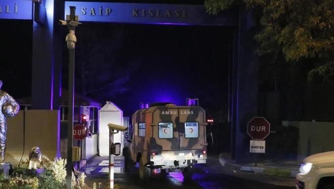 Две експлозии одекнаа во складиште за оружје во Турција