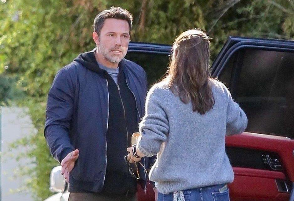 Бен Афлек ги изгуби нервите: На улица се расправал со бившата сопруга