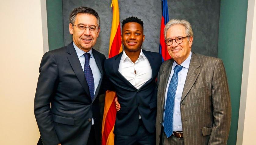 Има само 17 години и со клаузула од 170 милиони евра! (ВИДЕО)