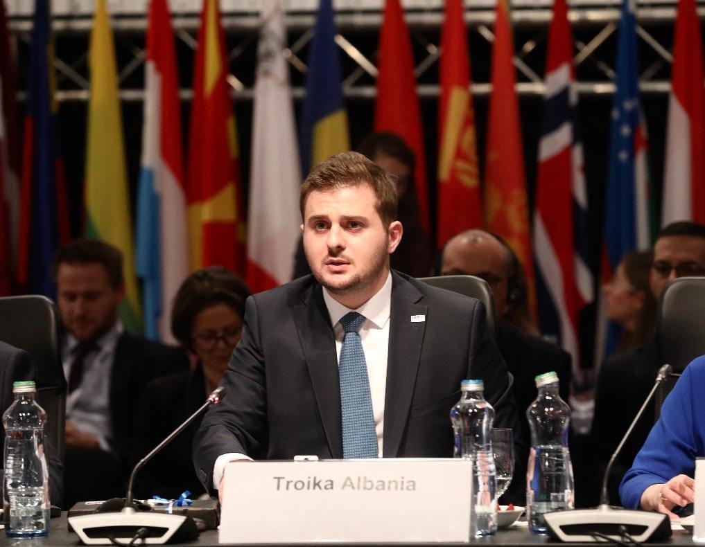 Албанија го презема управувањето со Претседателството на ОБСЕ