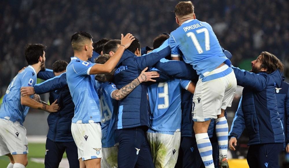 """Римска вечер на """"Олимпико"""", Лацио го урна Јувентус!"""