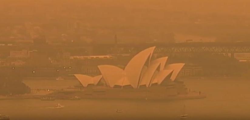 Сиднеј под закана поради големите пожари