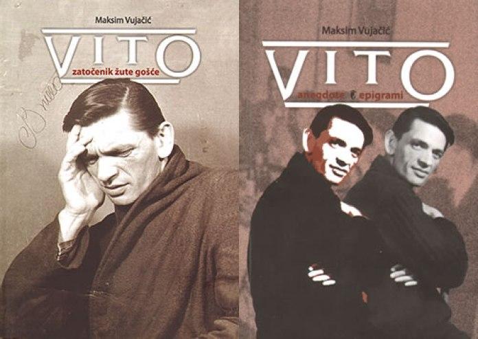 Knjige-Maksima-Vujačića-Vito-zatočenik-žute-gošće-i-Vito-anegdote-i-epigrami-naslovne