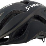 The Specialized S-Works Evade aero helmet in Black