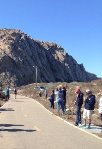 The Morro Bay Triathlon Run Course