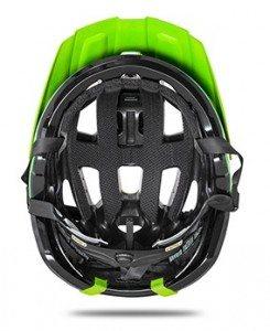 Kask Rex MTB Helmet Lime Green