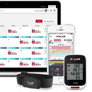 Connect to all your devices for complete Polar training