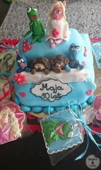 Urodzinki - Muppety i Kubuś Puchatek