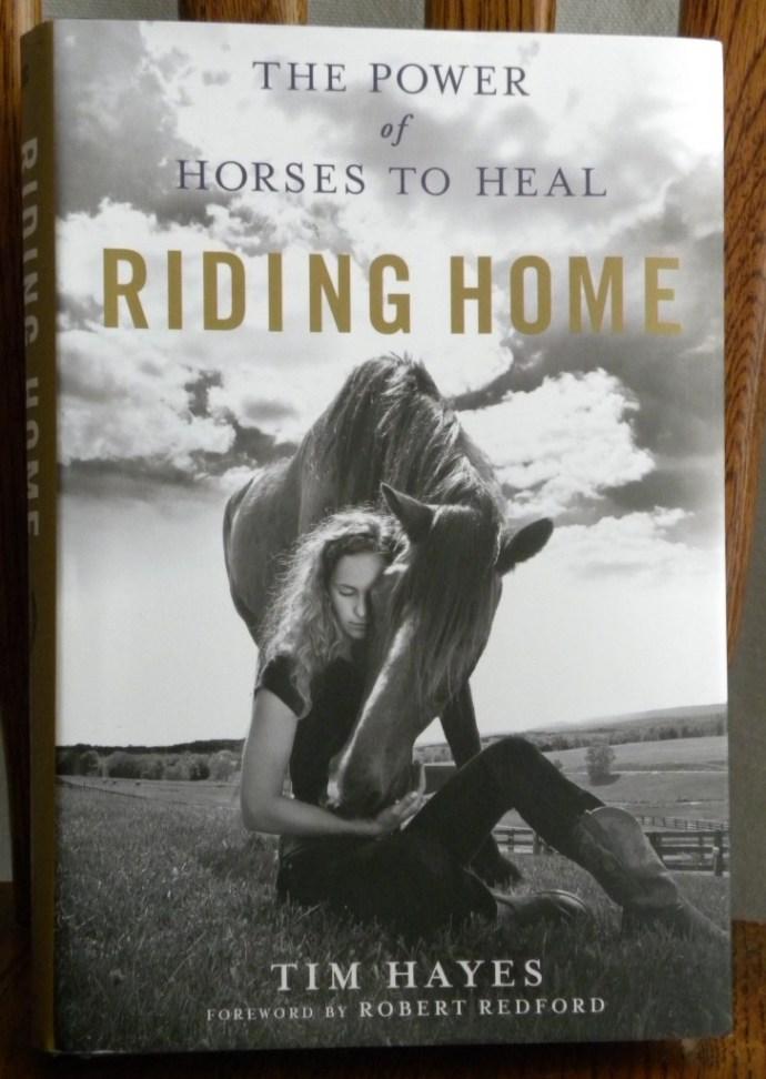 Riding Home cover