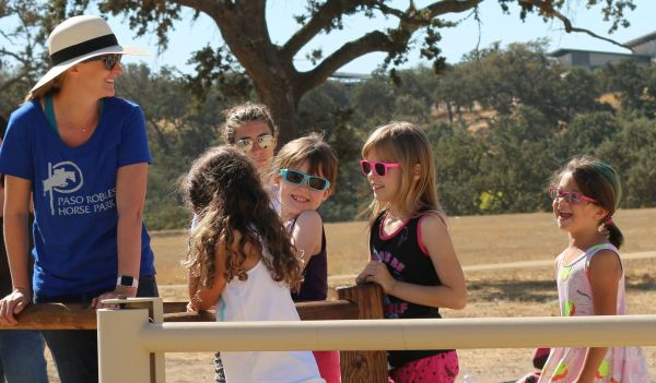 Paso Robles Horse Park Foundation Jumps into the Fun of a Fundraiser | SLO Horse News
