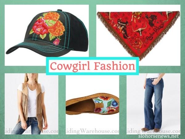 Cowgirl Fashion | SLO Horse News